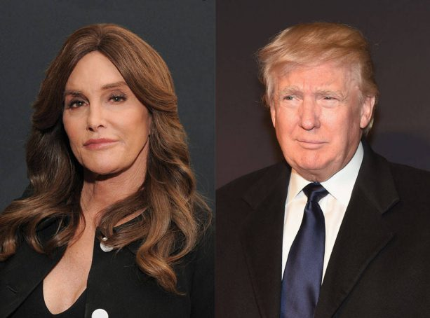 Caitlyn Jenner Has Words for Donald Trump