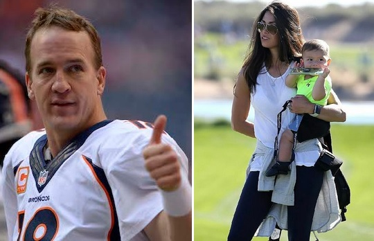 Nicole Phelps is a Peyton Manning Fanboy
