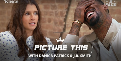 Danica Patrick and J.R. Smith Interview Each Other
