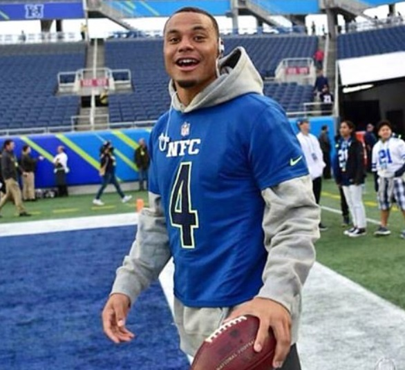 Dak Prescott Female Friendly