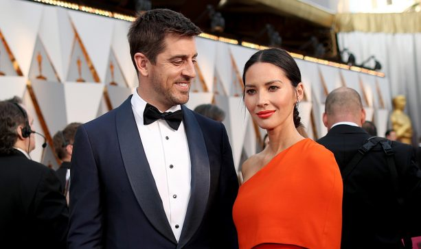 Olivia Munn 'Takes Satisfaction In Aaron Rodgers Standing Up For Her'