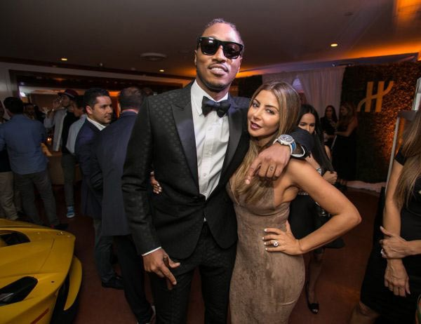 Of Course Future Raps About Larsa Pippen In His New Song