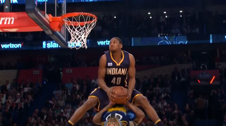 Glenn Robinson III Won The Slam Dunk Contest