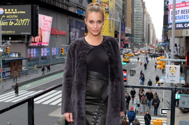 Hannah Jeter's Pregnancy Cravings are Meaty