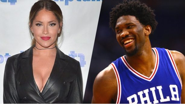 Joel Embiid Slam Dunks Thirsty INSTAGRAM WAGS Star