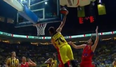 Former NBA Player Has Dunk Attempt Rejected By The Backboard