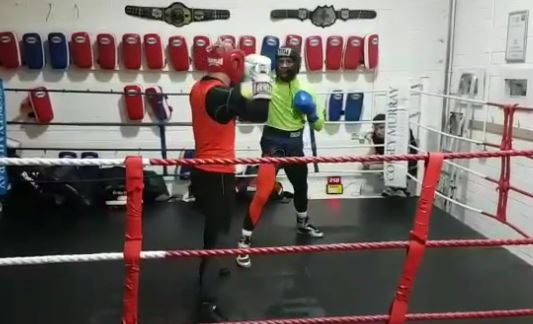 Conor McGregor Is Working On His Boxing