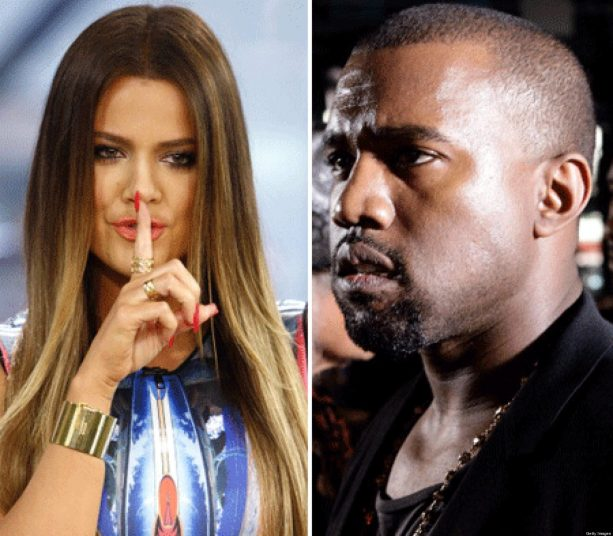 Kanye West is Designing Khloe Kardashian's Wedding Dress
