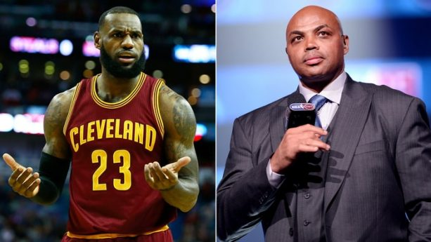 Charles Barkley Laughs Off LeBron on Doing His Homework
