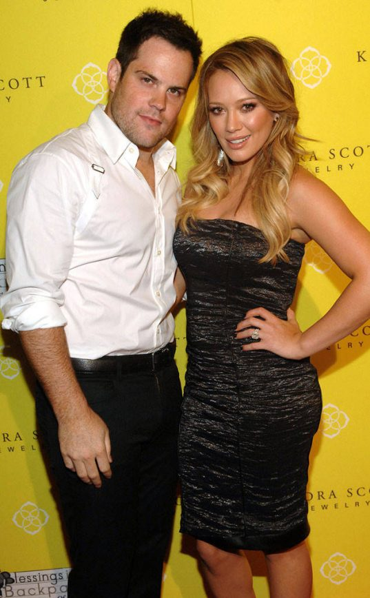 Hilary Duff's Ex Mike Comrie Involved in Open Sexual Battery Investigation
