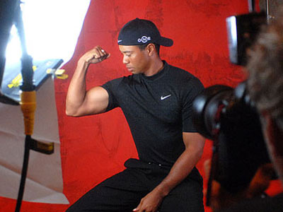 Tiger Woods Body Breaking Down Becasue Of Steriod Use?
