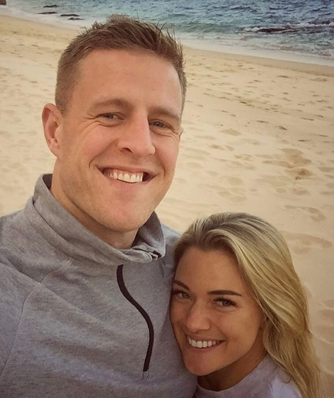 JJ Watt and His Girlfriend Got a Puppy?