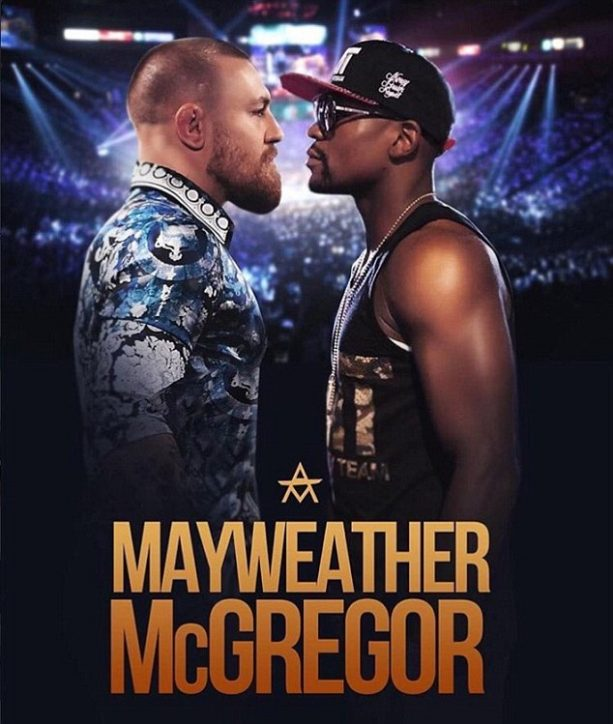Fight CONFIRMED, Conor McGregor vs Floyd Mayweather is ON!