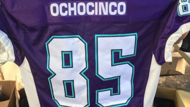 Ochocinco Signs on with the Mexican Football League