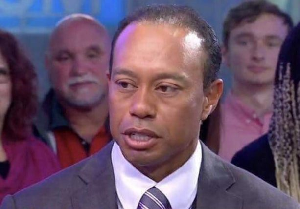Tiger Woods Is Catching All The Slander