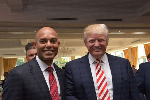 President Trump Hosts an Opioid and Drug Abuse Listening Session with Mariano Rivera