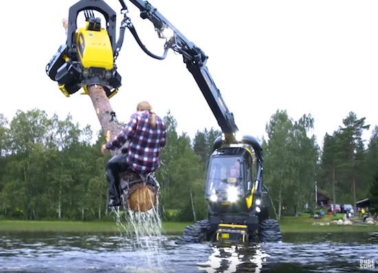 Meanwhile In Finland, These Dudesons Are Crazy