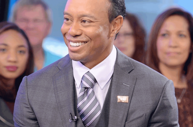Have Y'all Seen Tiger Woods Hairline Lately? #LMAO