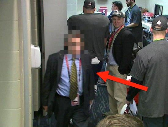 Video Of Tom Brady's Stolen Super Bowl Jersey