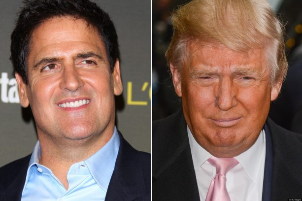 Mark Cuban Rips Trump As The 'Zoolander President'