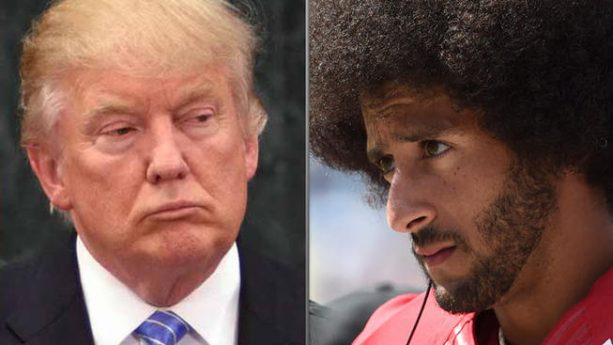 Donald Trump Doing the Most to Make Sure Kaepernick Stays Unemployed