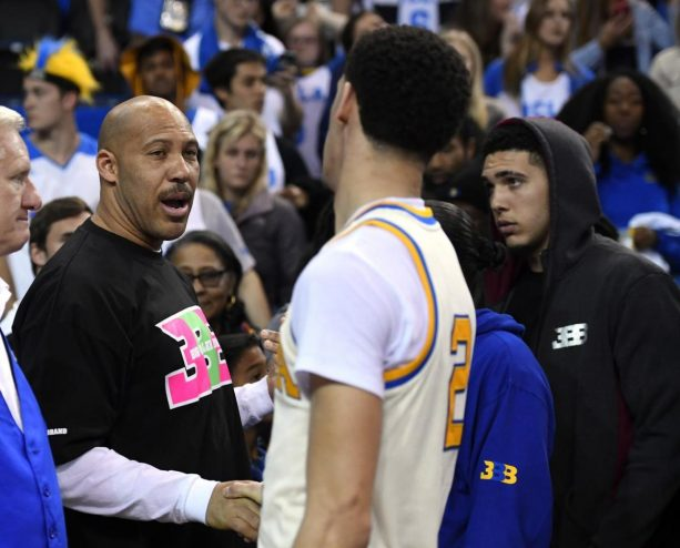 Lavar Ball Basketball Footage Found, and He's Straight Garbage