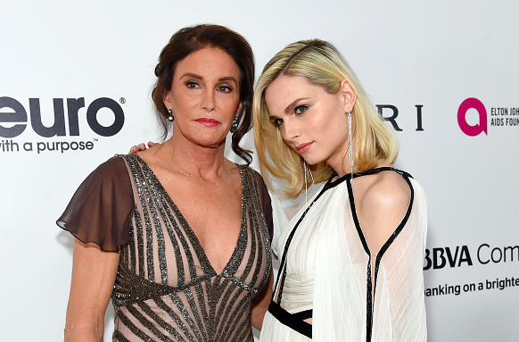 Caitlyn Jenner Hooking up with Transgender Model Andreja Pejić?