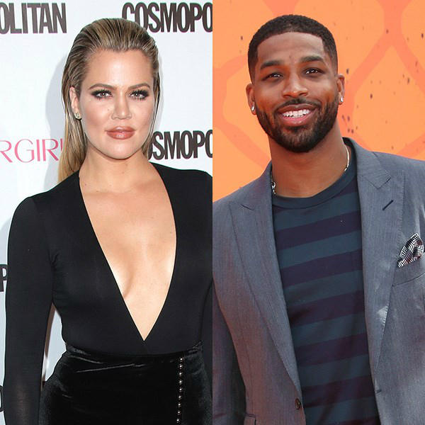 Khloe Kardashian Throws a Gold-Themed Birthday Party for Tristan Thompson