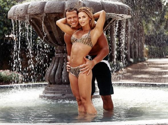 A-Rod Throws Us Off the Scent with Ex Wife Pic
