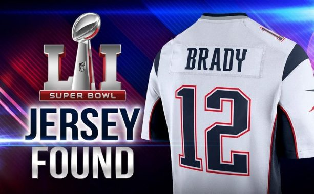 Tom Brady's Jersey More Important than Children