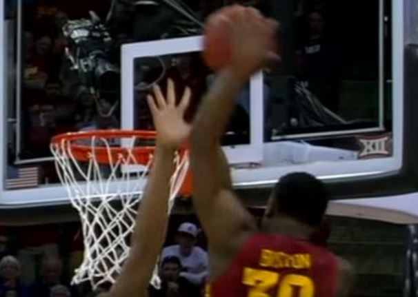 Deonte Burton Threw Down The Dunk Of The Weekend