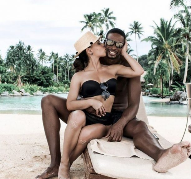 Chris Bosh and Wife Living that Fiji Life