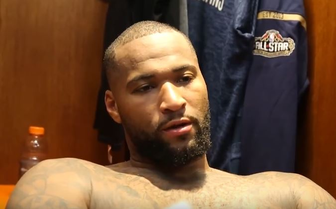 DeMarcus Cousins Airballed Game Tying Three Pointer At The Buzzer