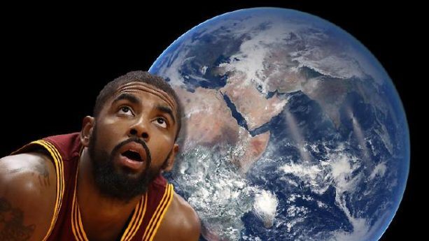 The Cavs Have Stunk Since Kyrie Irving Claimed the Earth is Flat