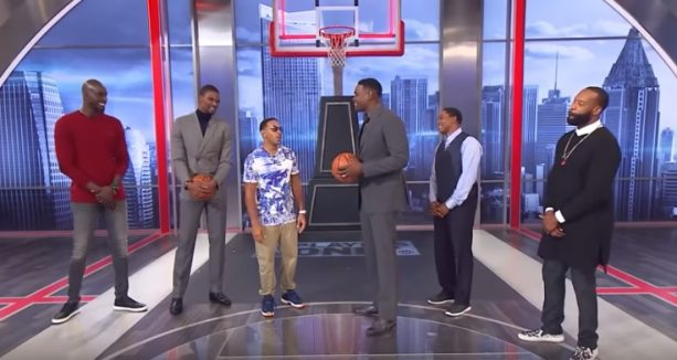 The Guys DWARF Ludacris & Isiah Thomas Makes Everything Awkward