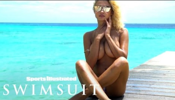 Rose Bertram Shakes It Like She Just Don't Care In Curaçao