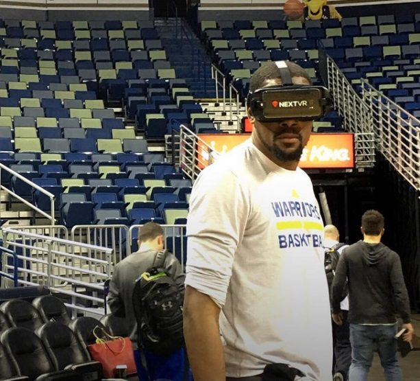 This is What Watching NBA Games in Virtual Reality is Like