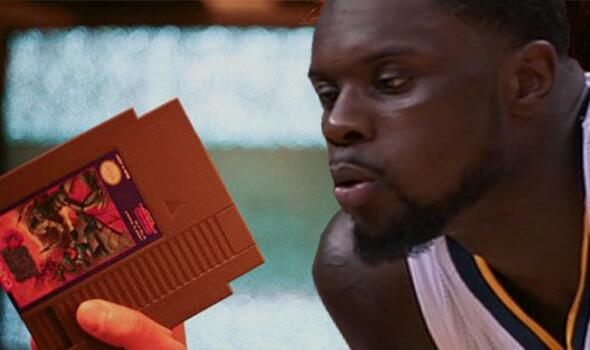 Lance Stephenson's Meme Game on Point