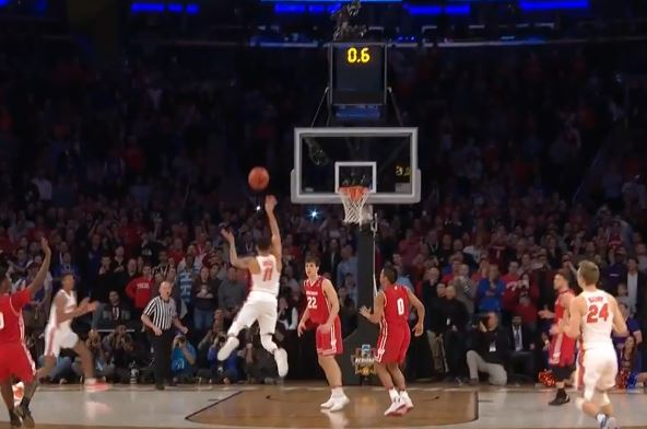 Florida Beat Wisconsin On A Buzzer Beater in OT