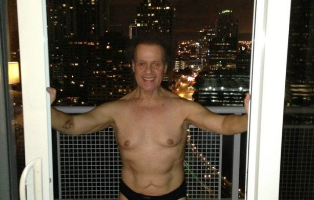 Fitness Legend Richard Simmons' Transformation Complete