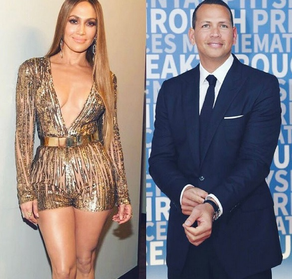 A-Rod Being Romantically Linked to J-Lo
