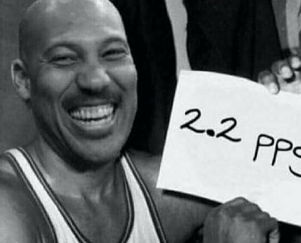 Charles Barkley Trolls LaVar Ball Using Kenny Smith's Instagram