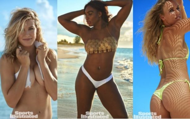 Serena Williams & More Tennis Stars Heat Up Turks & Caicos