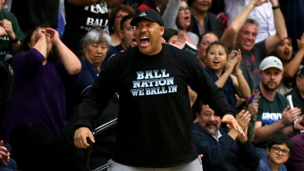 LaVar Ball's AAU Team is Out of Control