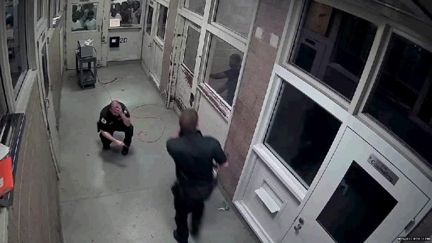 Cops Assaulted By Inmates At the Cook County Jail