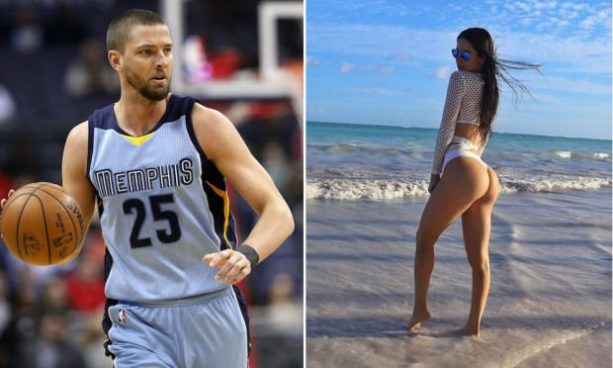 Chandler Parsons Spotted At The Club With Jen Selter