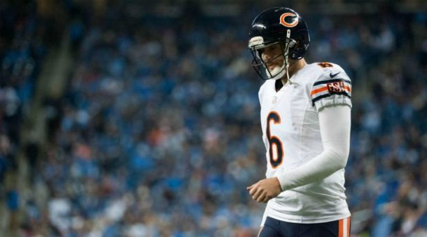 Jay Cutler is now the Wilderness Man