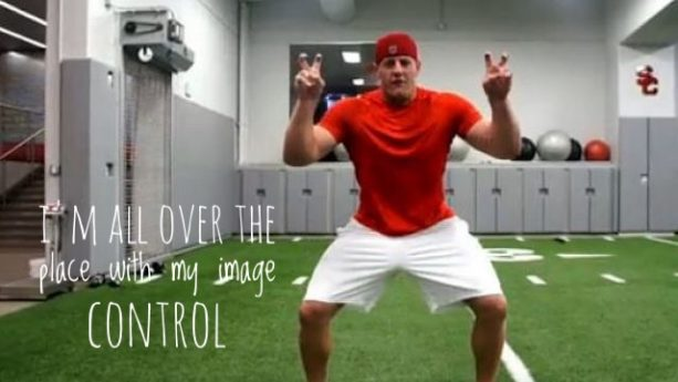 "JJ Watt Sending Mixed Messages To His ""Fans"" ?"