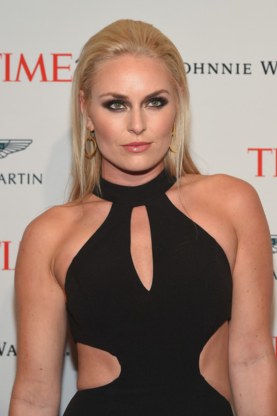 Lindsey Vonn Solo Style at Time 100 Gala