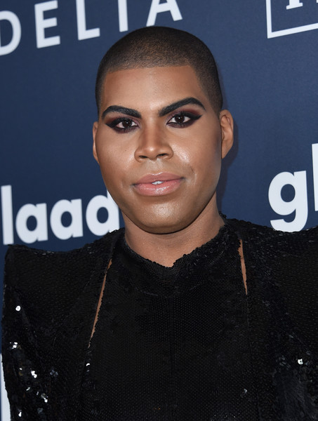 Magic's Son Gets GLAAD in Beverly Hills